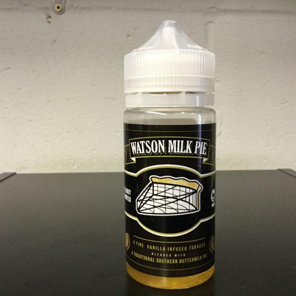 Watson Milk Pie