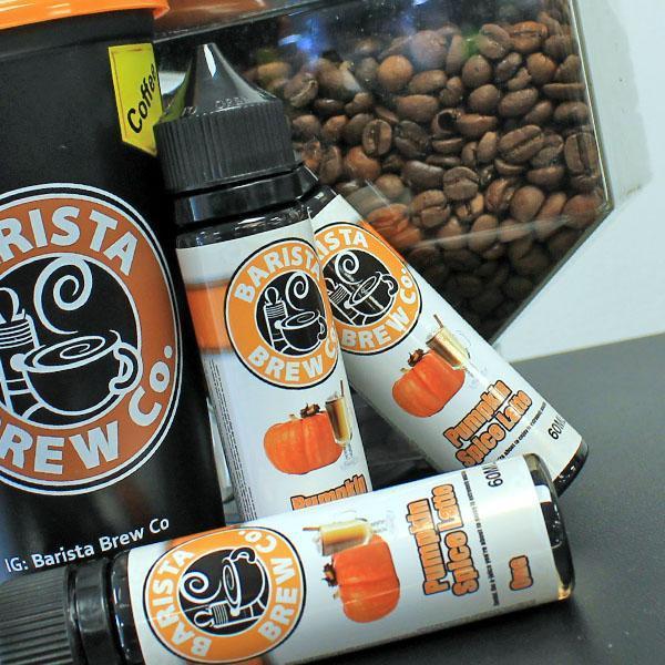 Barista Brew Co - pumpkin spice latte